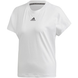 Textiel Dames T-shirts korte mouwen adidas Originals FL4167 Wit