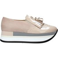 Schoenen Dames Instappers Grace Shoes 331016 Zwart