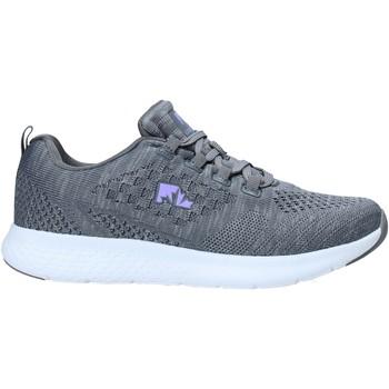 Schoenen Dames Lage sneakers Lumberjack SW77911 001 C27 Grijs