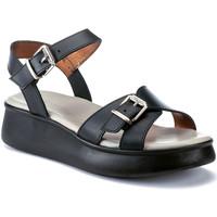 Schoenen Dames Sandalen / Open schoenen Lumberjack SW83306 002 B01 Zwart