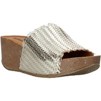 Schoenen Dames Leren slippers IgI&CO 5198911 Anderen