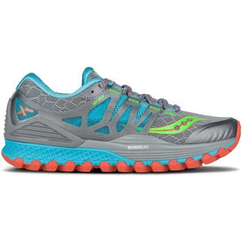 Schoenen Dames Lage sneakers Saucony S10325 Grijs
