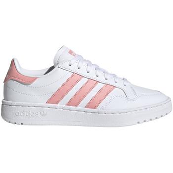 Schoenen Meisjes Lage sneakers adidas Originals EG9089 Wit