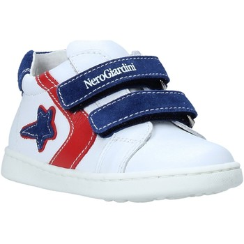 Schoenen Kinderen Lage sneakers Nero Giardini E019082M Wit
