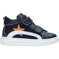 Schoenen Kinderen Hoge sneakers Nero Giardini E023810M Blauw
