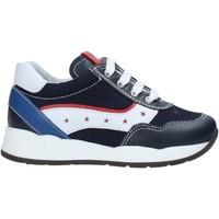 Schoenen Kinderen Lage sneakers Nero Giardini E023820M Blauw