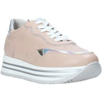 Schoenen Meisjes Lage sneakers Nero Giardini E031470F Roze