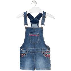 Textiel Kinderen Jumpsuites / Tuinbroeken Losan 014-6017AL Blauw
