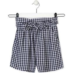 Textiel Kinderen Korte broeken / Bermuda's Losan 014-9009AL Blauw