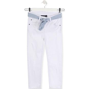 Textiel Kinderen Skinny jeans Losan 014-9011AL Wit