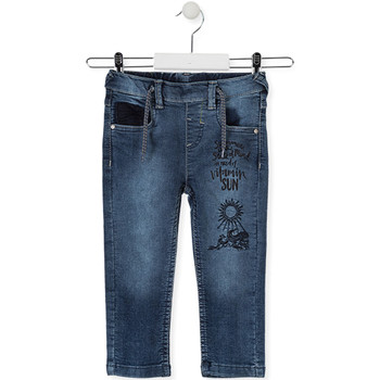 Textiel Kinderen Skinny jeans Losan 015-6023AL Blauw