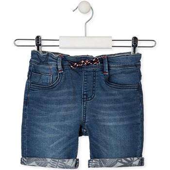 Textiel Kinderen Korte broeken / Bermuda's Losan 015-6028AL Blauw