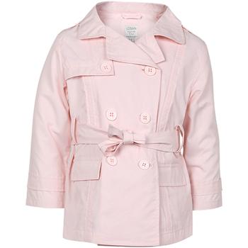 Textiel Kinderen Mantel jassen Losan 016-2790AL Roze