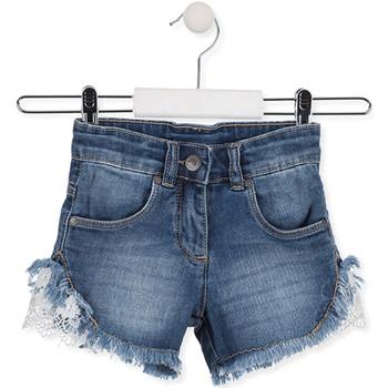 Textiel Kinderen Korte broeken / Bermuda's Losan 016-9003AL Blauw