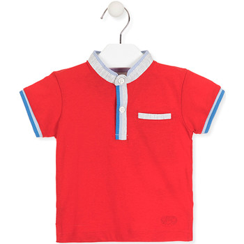 Textiel Kinderen Polo's korte mouwen Losan 017-1791AL Rood