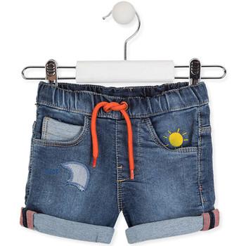 Textiel Kinderen Korte broeken / Bermuda's Losan 017-6017AL Blauw