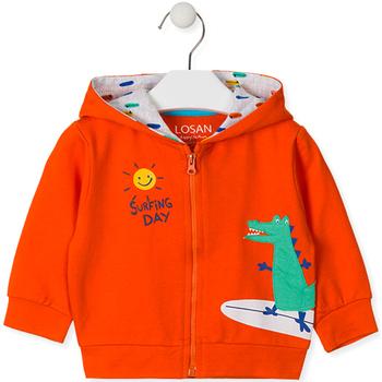 Textiel Kinderen Sweaters / Sweatshirts Losan 017-6026AL Oranje