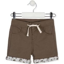Textiel Kinderen Korte broeken / Bermuda's Losan 017-9008AL Groen