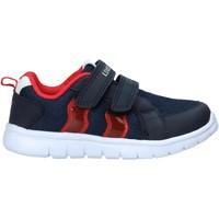 Schoenen Kinderen Lage sneakers Lumberjack SB55112 001 M67 Blauw