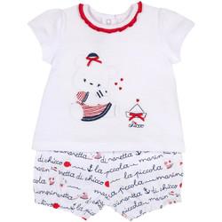 Textiel Meisjes Setjes Chicco 09076458000000 Wit