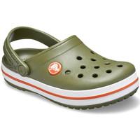 Schoenen Kinderen Klompen Crocs 204537 Groen