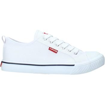 Schoenen Kinderen Lage sneakers Levi's VORI0006T Wit