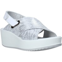Schoenen Dames Sandalen / Open schoenen IgI&CO 5178444 Zilver