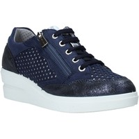 Schoenen Dames Lage sneakers IgI&CO 5153199 Blauw