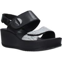 Schoenen Dames Sandalen / Open schoenen IgI&CO 5178200 Zwart