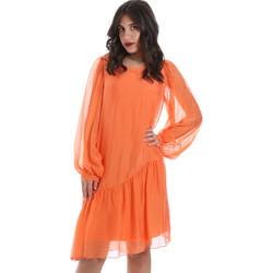 Textiel Dames Korte jurken Gaudi 011BD15035 Oranje
