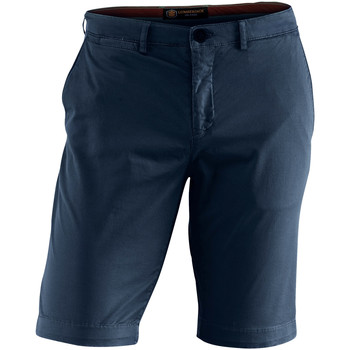 Textiel Heren Korte broeken / Bermuda's Lumberjack CM80647 002 602 Blauw