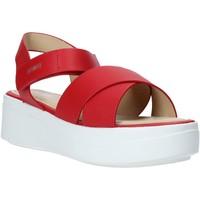Schoenen Dames Sandalen / Open schoenen Impronte IL01526A Rood
