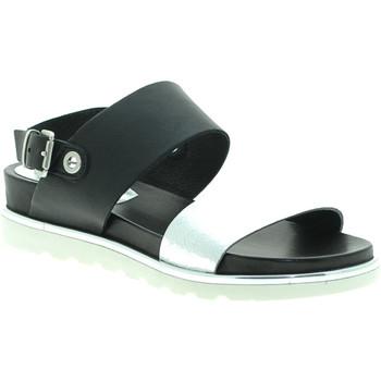 Schoenen Dames Sandalen / Open schoenen Mally 5786 Zwart