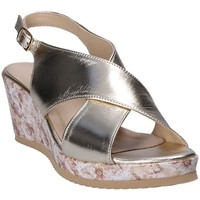 Schoenen Dames Sandalen / Open schoenen Grace Shoes ZB 039 Geel