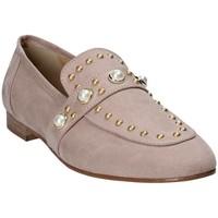 Schoenen Dames Mocassins Grace Shoes 1726 Roze
