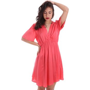 Textiel Dames Korte jurken Gaudi 011FD15061 Roze