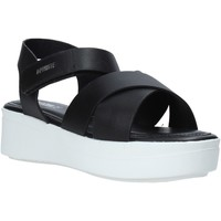Schoenen Dames Sandalen / Open schoenen Impronte IL01526A Zwart