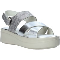 Schoenen Dames Sandalen / Open schoenen Impronte IL01548A Zilver