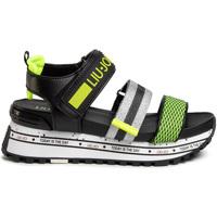 Schoenen Dames Sandalen / Open schoenen Liu Jo BXX069TX116 Zwart