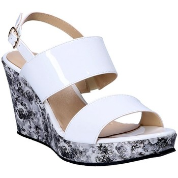 Schoenen Dames Sandalen / Open schoenen Grace Shoes D 010 Grijs