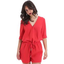 Textiel Dames Jumpsuites / Tuinbroeken Gaudi 011BD25029 Rood