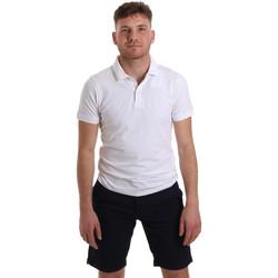 Textiel Heren Polo's korte mouwen Sseinse ME1517SS Wit