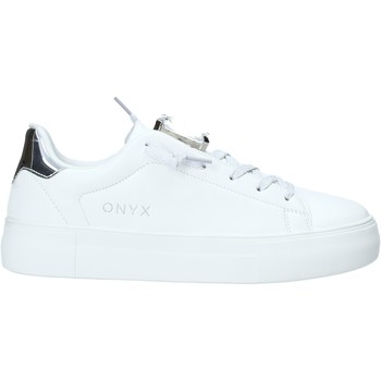 Schoenen Dames Lage sneakers Onyx S20-SOX701 Zilver
