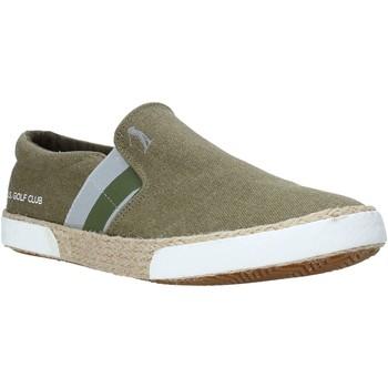 Schoenen Heren Instappers U.s. Golf S20-SUS101 Groen
