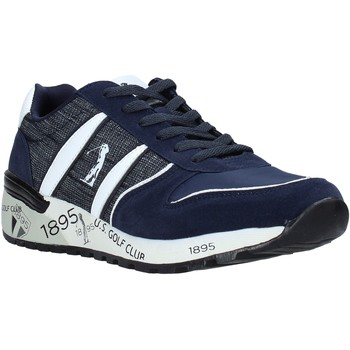 Schoenen Heren Lage sneakers U.s. Golf S20-SUS152 Blauw