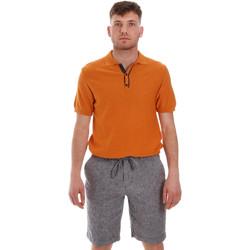 Textiel Heren Polo's korte mouwen Sseinse ME1528SS Oranje