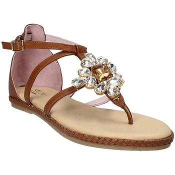 Schoenen Dames Sandalen / Open schoenen Stonefly 110497 Bruin