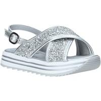 Schoenen Kinderen Sandalen / Open schoenen Primigi 5435022 Zilver