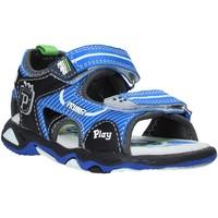 Schoenen Kinderen Outdoorsandalen Primigi 5450555 Blauw