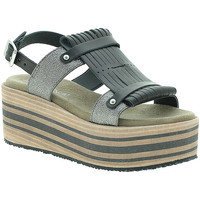 Schoenen Dames Sandalen / Open schoenen Pregunta IBH15804 Zwart